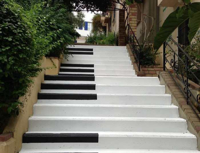 Σκαλοπάτια, Παγκράτι