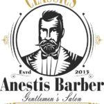 anestis barber logo