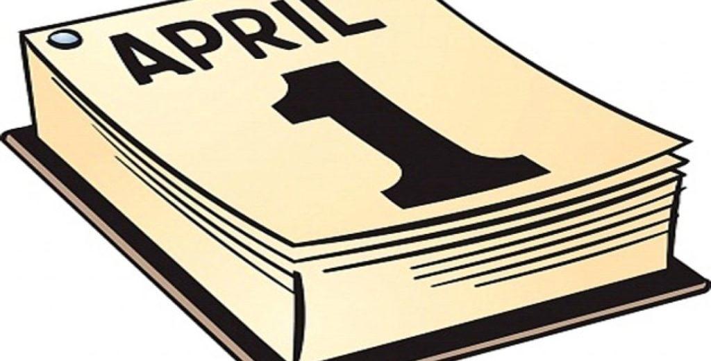 πρώτη Απριλίου