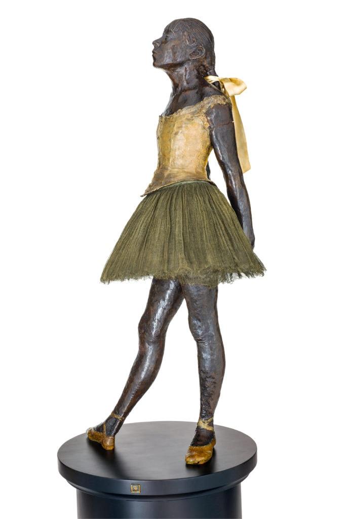 Edgar Degas_Petite danseuse de quatorze ans