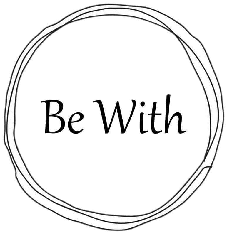 be with logo