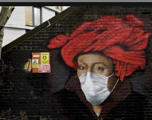 γκράφιτι αγγλία