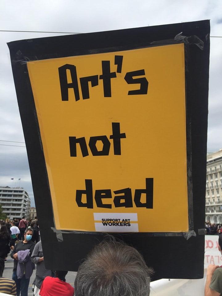 art's not dead