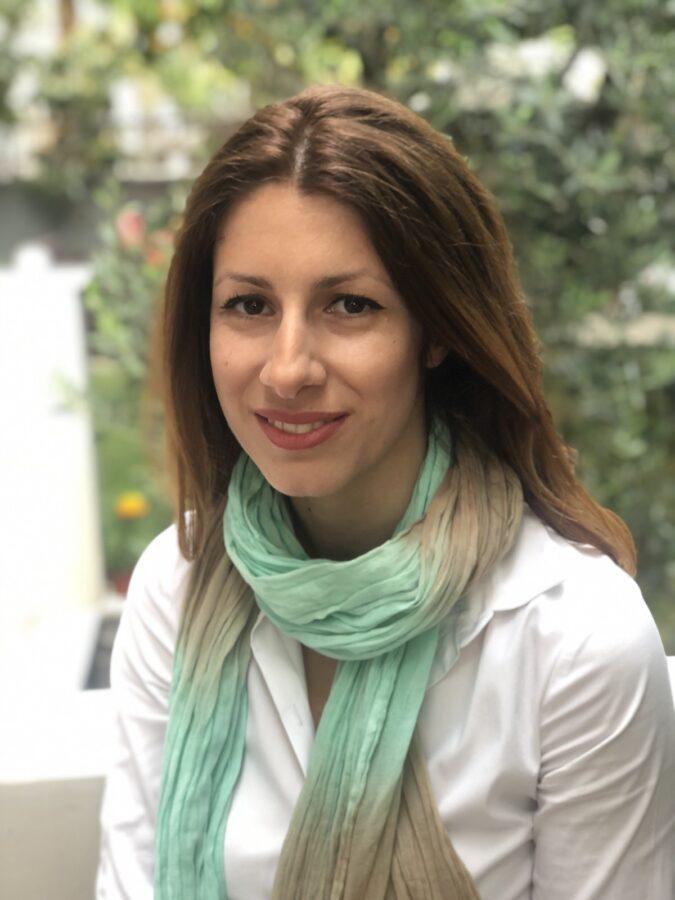 Μαίρη Μαρκογιαννάκη