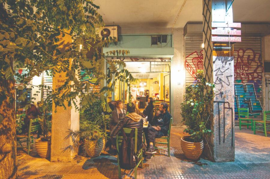 Καφενείο Πίπις
