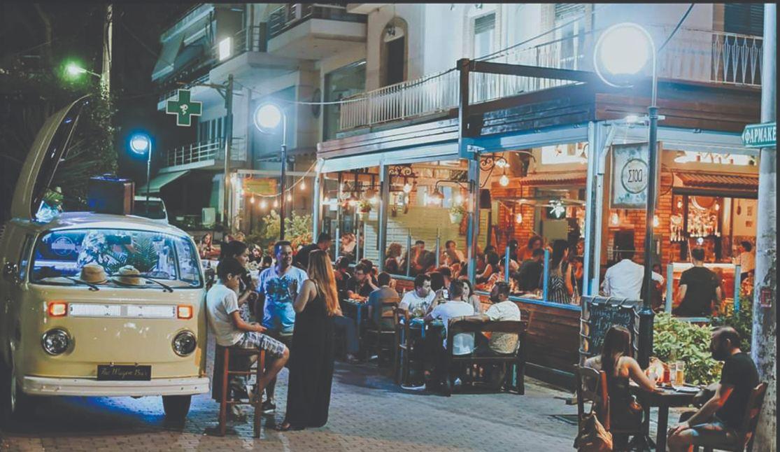 προτάσεις εξόδου στην Αυγουστιάτικη Αθήνα