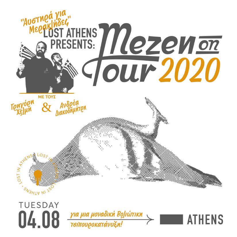 Mezen on Tour 2020